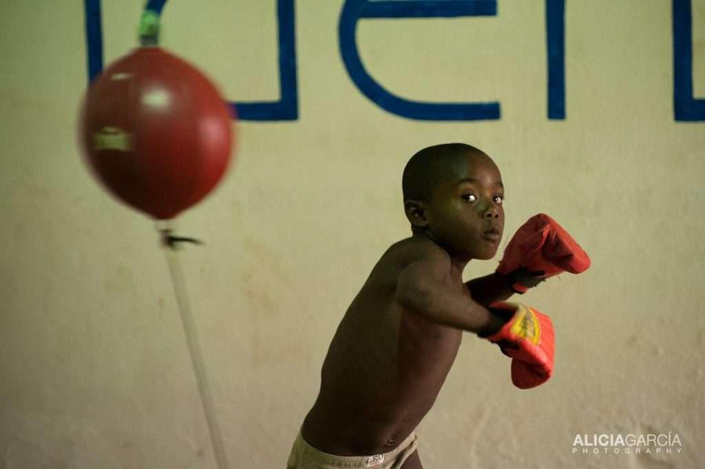 San Basilio de Palenque, Boxeador